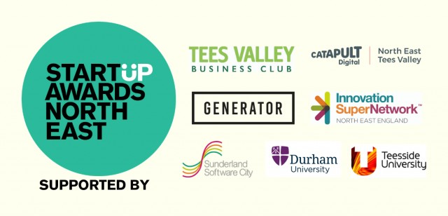 Startup Awards North East Supported By